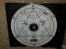 FULLMETAL ALCHEMIST - VOL 6: CAPTURED SOULS (DVD, 2005) NRMT CONDITION DISC*