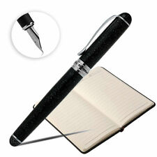 JINHAO X750 Shimmering Sands Med Nib Metal Fountain Pen NWT US SELLER