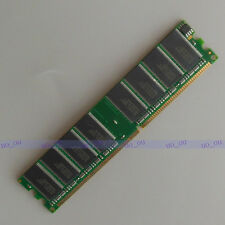 1GB PC2100 DDR266 266MHz DIMM Desktop memory RAM Low density for Dell DDR1