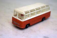 Matchbox No. 68b Mercedes Coach -  orange/weiß Prodj.1965 - 1970,Regular Wheels