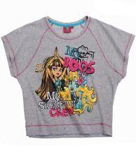 T-shirts et débardeurs gris pour fille de 7 à 8 ans