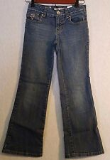 Girls l.e.i. Jeans Gabby-Low Rise Sz10 reg (26x25) List#431b