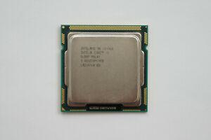 Intel Core i5 760 Lynnfield Quad-Core 2.8GHz LGA 1156 CPU / Processor SLBRP