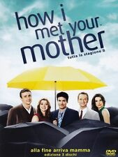 How I Met Your Mother - Alla Fine Arriva Mamma - 8^ Stag. - Cof. 3 Dvd - Nuovo