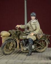 D-Day Miniature, 35031,1:35, WRNS Despatch Rider 1939-45 (1 figure)
