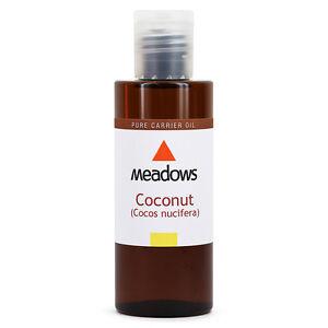 Coconut Carrier Oil (Meadows Aroma) 250ml