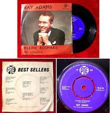Single Ray Adams: piccoli Rosmarie/Violetta (Pye 7n 3110) UK 1962 W/Tony Hatch