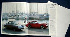 PROSPEKT BROCHURE 1983 PORSCHE programma (D)