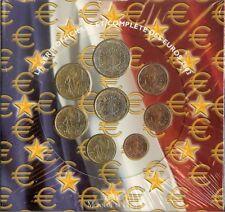Frankrijk euroset 2003 UNC in mapje