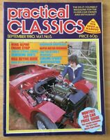 Practical Classics Magazine September 1980 (163) Minx Alpine
