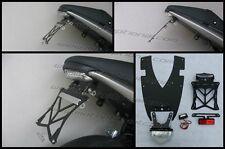 Portatarga regolabile e sottocoda Triumph Speed Triple 2005-07