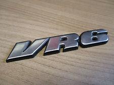 VR6 Emblem Logo VW Golf 3 Passat 35i CHROM Schriftzug 1H6853675A