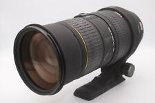 【EXC++++】Sigma EX 50-500mm f/4-6.3 APO HSM  AF Lens For Canon From Japan