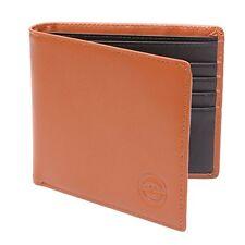 Premium Due Tonalità Designer in pelle Belkin portafoglio da uomo con 8 slot per schede