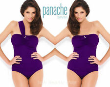 Panache Women's Bandeau Swimming Costumes Swimwear