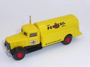 Hartoy AHL American Highway Legends PENNZOIL Peterbilt 260 1/64 Die Cast Truck