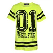 Camisas de niño de 2 a 16 años verdes