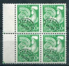 Timbre/Stamp - France -  4  N° 118 Pré-ob Neufs ** - 1953/59 - TTB - Cote: 92 €