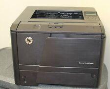 HP LaserJet Pro 400 M401dne Black Monochrome Printer <34,000 Pages CF399A