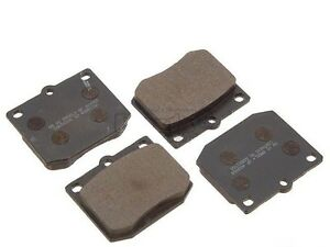 Datsun 240Z 260Z 280Z 1970-78 Front Brake Pads Stock Replacement NEW 567