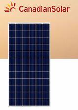 26 x 330W Canadian Solar Solar Panel Grade B panneau solaire watt cottage house