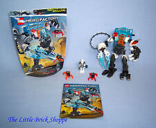 Lego Hero Factory 44017 Only Freeze Machine-vollständig, Anleitung & Pack