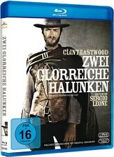 Blu-ray ZWEI GLORREICHE HALUNKEN # v. Sergio Leone, Clint Eastwood ++NEU