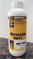Concime Allegagione Boro L.11  Boro 11 % etanolammina olivo orto kg 1 biologico