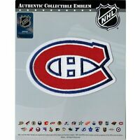 2019 Montreal Canadiens Primary Team NHL Hockey Logo Jersey Shoulder Sleeve Patc