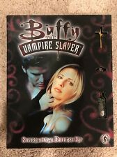 BUFFY THE VAMPIRE SLAYER SUPERNATURAL DEFENSE KIT 1999