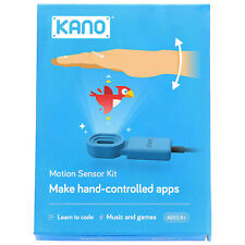 NEW Kano 1006 Motion Sensor Kit hand controlled apps Learn to Code with Movement