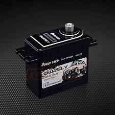 Power HD Waterproof 4.8-6.6V Super Torque Digital Servo 1:10 Crawler RC #DW-25LV