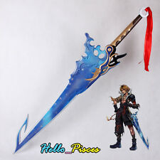 "Exclusive Made Final Fantasy X Tidus's Brotherhood Sword Weapon Cosplay Prop 55"""