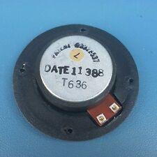 Phase Technology PC1000HO speaker TWEETER #3328537, w34