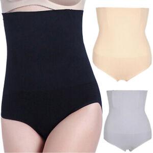 Lady Body Shaper Control Slim Tummy High Waist Shapewear Underwear Pant knicker