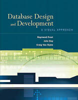USED (GD) Database Design and Development: A Visual Approach by Raymond Frost