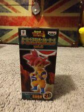 Banpresto Dragon Ball Heroes Volume 6 God Goku Figure Figure New Dbz Wcf