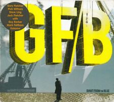 GF/B Gary Fletcher Band Giant from the Blues | CD - Blues Band