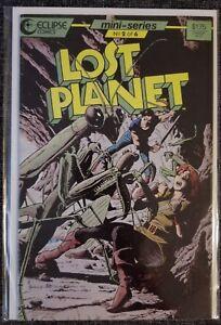 Lost Planet #2, Eclipse Comics 1987
