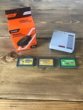Limited Edition 'Classic NES' Nintendo Gameboy Advance SP Console Working Tested