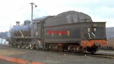 PHOTO  SOUTH AFRICAN RAILWAYS  DE AAR SHED IN THE GREAT KAROO  THE SHED PILOT 15