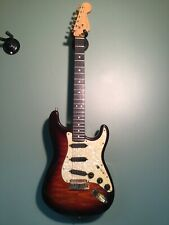96 Fender USA American Deluxe 50th Anniversary Limited Edition Strat W/ Case EMG