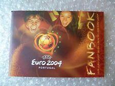 UEFA Euro 2004 Portugal FANBOOK