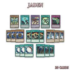 JADEN DECK 20 | HONEST NEOS SUNRISE FAVORITE HERO | LED6 YuGiOh