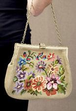 Vintage-Taschen & -Koffer aus Gobelin