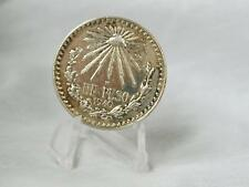 1940 Mexico Un Peso Coin/ Mint Condition / .720 Silver Coin