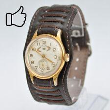 Saturn Nostalgie russische Armbanduhr Uhr Sekundenanzeige Wochentag Uhren