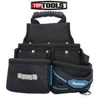 Makita E-05147 New Blue Range 3 Pocket Fixing Tool Pouch