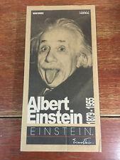 Albert Einstein Action Figure 1:6 Scale by How2work  ------- NEW