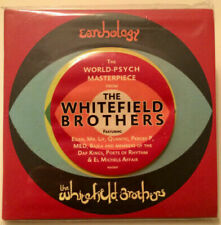 The Whitefield Brothers ‎– Earthology : Now-Again Records CD MINT